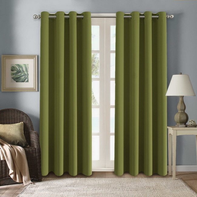 Chọn rèm cửa phong thủy cho người mệnh mộc